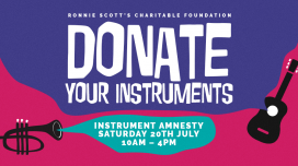Join our Instrument Amnesty!