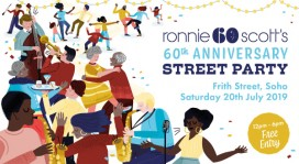 Our 60th anniversary Street Party