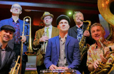 SUNDAY LIVE MUSIC SESSIONS: BRASS VOLCANOES
