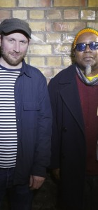 Matthew Halsall and Dwight Trible