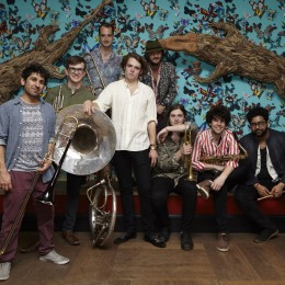 SUNDAY LIVE MUSIC SESSIONS: THE BRASS FUNKEYS presented by YOUTH MUSIC