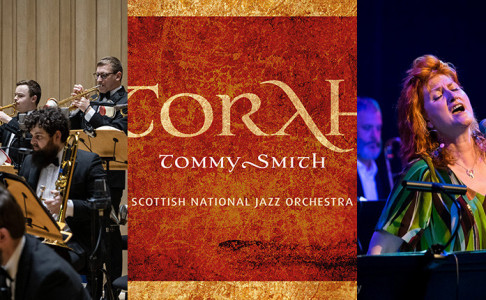 Scottish National Jazz Orchestra (SNJO) directed by Tommy Smith