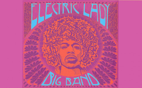 LIVE STREAMING TONIGHT: Denny Ilett's Electric Lady Big Band