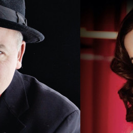 Sunday Jazz Lunch: Joanna Eden and Enrico Tomasso celebrate Ella & Louis