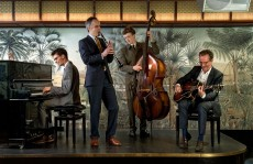 SUNDAY JAZZ LUNCH: The Dime Notes