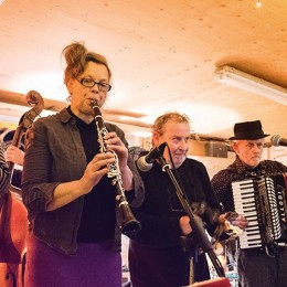 SUNDAY JAZZ LUNCH: The hKippers