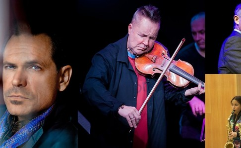 Ronnie Scott's Charitable Foundation Gala Night with Kurt Elling, Nigel Kennedy & friends