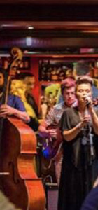 SUNDAY LIVE MUSIC SESSIONS: Pixie and The Gypsies
