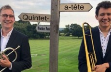 "James Davison & Callum Au ""Quintet-A-Tete"" presented by Alex Garnett"