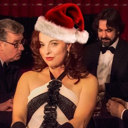 SUNDAY JAZZ LUNCH: Jazz at the Movies presents 'A Swinging Christmas'