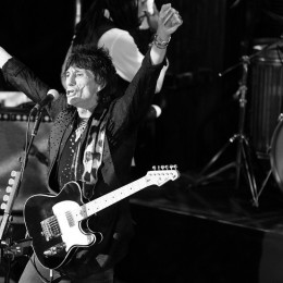 Ben Waters Band with special guest Ronnie Wood: A Tribute to Chuck Berry, plus further guests