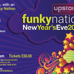 FUNKY NATION NYE SPECIAL: JAZZIE B, MIKE VITTI (Mi-Soul), PHIL BAKER