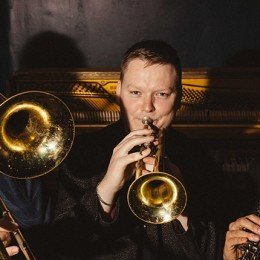 SUNDAY JAZZ LUNCH: Sunday Sermon with Pete Horsfell