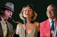 SUNDAY JAZZ LUNCH:  JIVIN' MISS DAISY  feat. Liz Fletcher