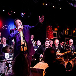 Ronnie Scott's Big Band at Edinburgh Hogmanay