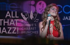 ALL THAT JAZZ! Ronnie's Saturday Cabaret Brunch - includes 2 courses, 2 cocktails