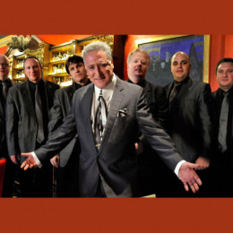 Christmas Lunch with Ray Gelato & The Giants