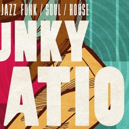 FUNKY NATION! (Live DJs- jazz/funk/soul/house)