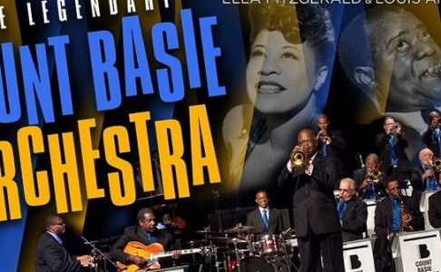 THE COUNT BASIE ORCHESTRA™  dir. by Scotty Barnhart feat. Carmen Bradford