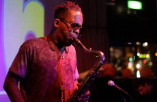 Mussinghi Brian Edwards Quartet 'Late Late Birthday Hang' presented by Alex Garnett